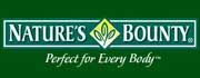 Nature's Bounty - תוספי תזונה טבעיים