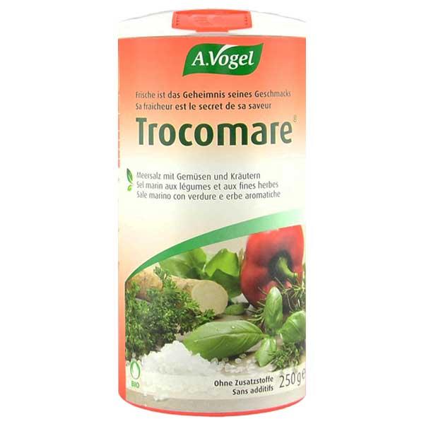 טרוקמארה תערובת תיבול אורגני על בסיס מלח ים 250 גרם - ווגל
